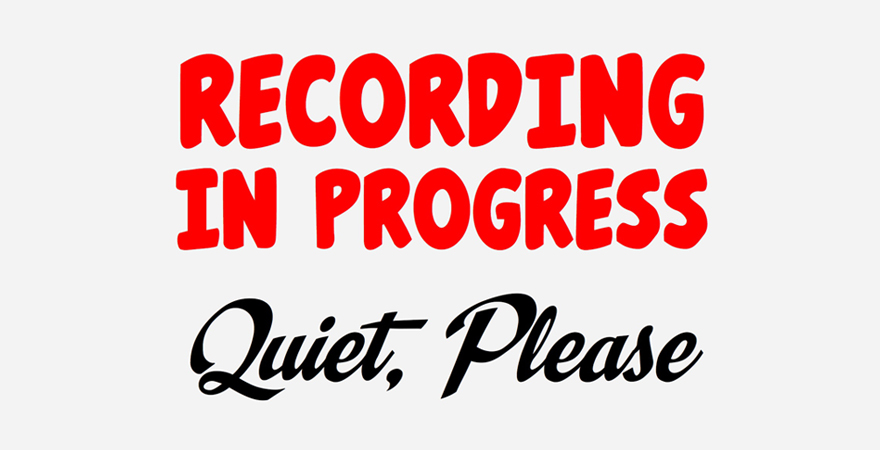 6 essential habits to record better audio - ATC Blog