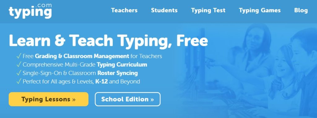 3 Sites to Learn How to Type Faster for Free - ATC Blog