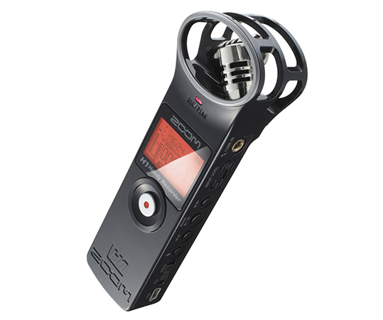 7 Digital Recording Devices for Oral History Interviews - Zoom H1