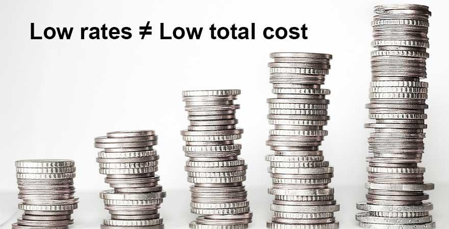 The Hidden Costs of Cheap Transcription Services - Audio Transcription Center Blog